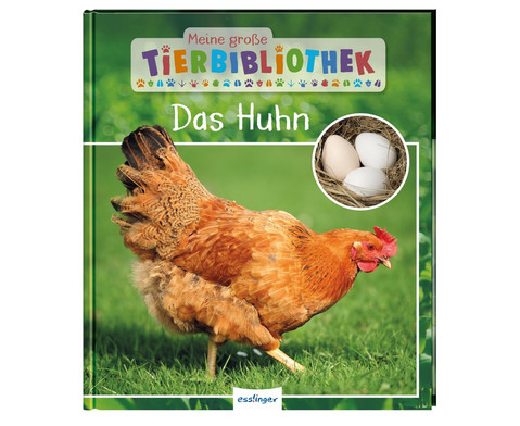 Buch Das Huhn