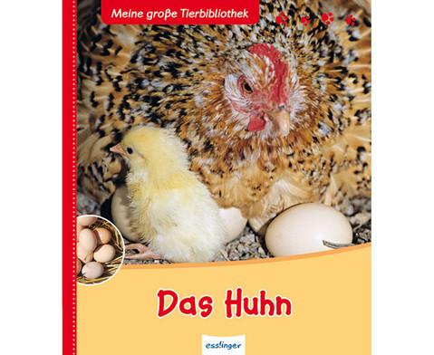 Meine grosse Tierbibliothek - Das Huhn-1