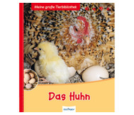 Meine große Tierbibliothek - Das Huhn
