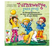 CD: Turnzwerge, ganz groß!