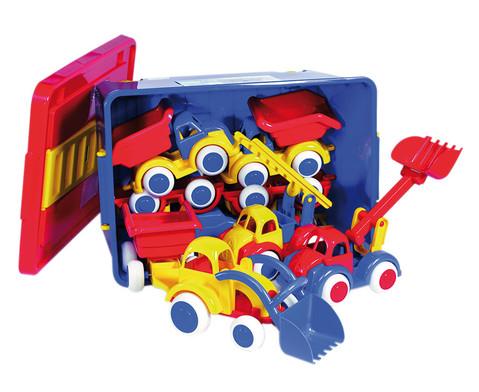 Box mit 8 Jumbos
