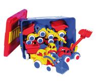 Sandfahrzeuge, 8 Stück