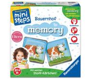 Bauernhof-Memory