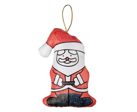 Weihnachtsfiguren zum Bemalen 4er Set-6