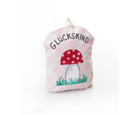 Blanko Kinder-Rucksack aus Baumwolle-4