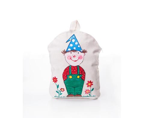 Blanko Kinder-Rucksack aus Baumwolle-5