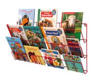 Horizontales Bücherregal