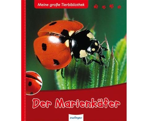 Meine grosse Tierbibliothek - Der Marienkaefer-2