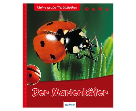 Meine grosse Tierbibliothek - Der Marienkaefer-1