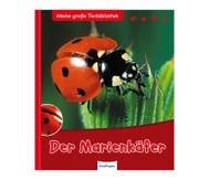 Meine große Tierbibliothek - Der Marienkäfer