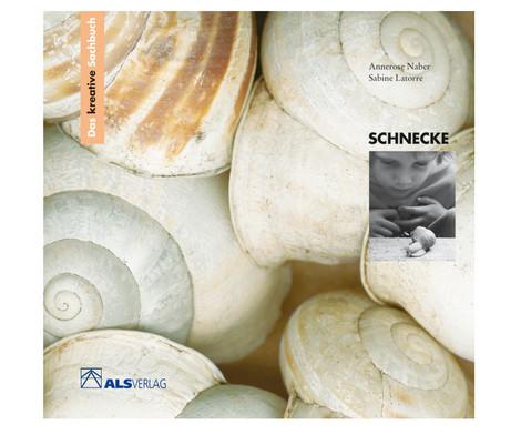 Das kreative Sachbuch - Schnecke-1