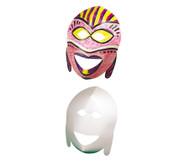 Afrikanisches Maskenset