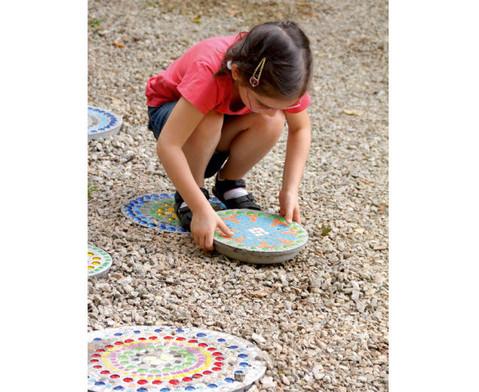 Mosaiksteine aus Kunststoff viereckig-2