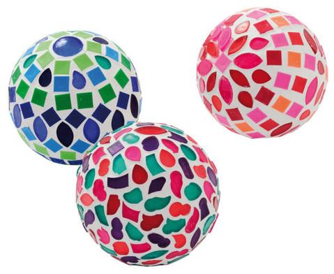 Transparente Mosaiksteine Kunststoff 1kg-3