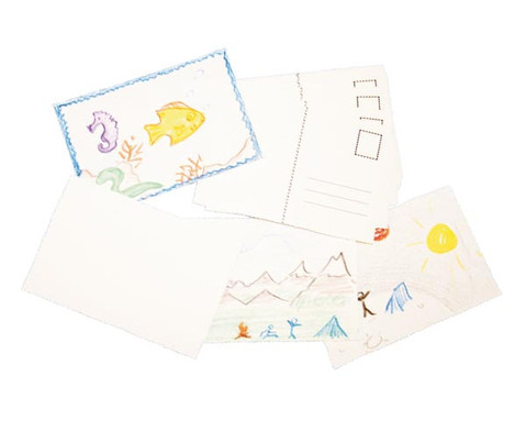 Postkarten zum Selbstgestalten 24 Stueck-4