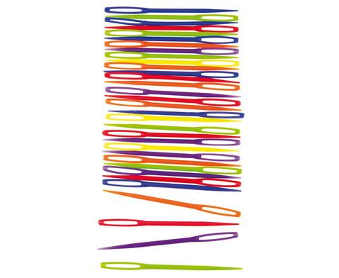 Nadeln aus Kunststoff 32 Stueck
