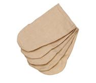 Handpuppen-Rohlinge, 5 Stück