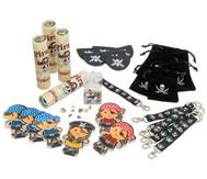 Geschenkeset für Piratengeburtstage