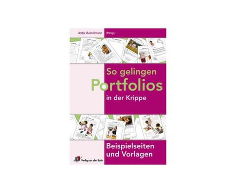 Vorlagen zum Portfolio-Buch So gelingen Portfolios in der Krippe-1