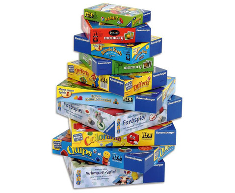 Ravensburger Riesen-Spiele-Set