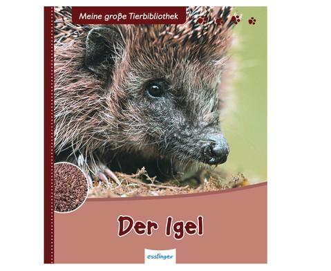 Meine grosse Tierbibliothek - Der Igel-1