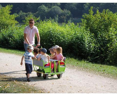 Krippenwagen fuer 6 Kinder-5