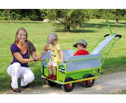 Krippenwagen fuer 6 Kinder-7