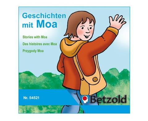 Geschichten mit Moa-13