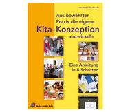 Buch:  Kita-Konzeption entwickeln