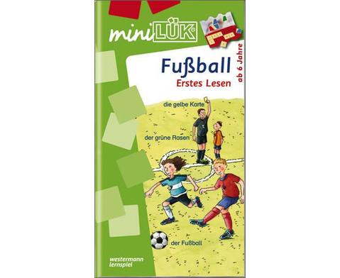 miniLUEK Fussball Erstes Lesen-1