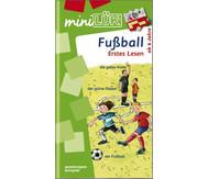 miniLÜK: Fußball Erstes Lesen