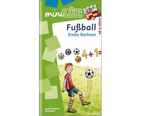 miniLUEK Fussball Erstes Rechnen-1