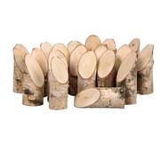 Birkenstämmchen, 20 Stück