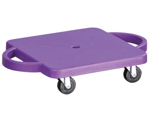 Funfahrzeuge - Betzold Sport Kleines Rollbrett Farbe lila - Onlineshop