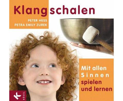 Buch Klangschalen - Mit allen Sinnen spielen und lernen-1