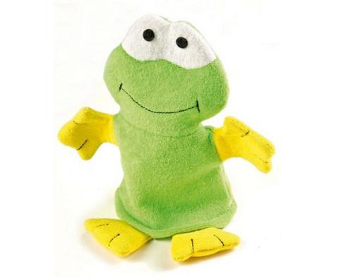 Waschhandschuh Frosch-2