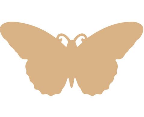 Schmetterling zum Selbstgestalten