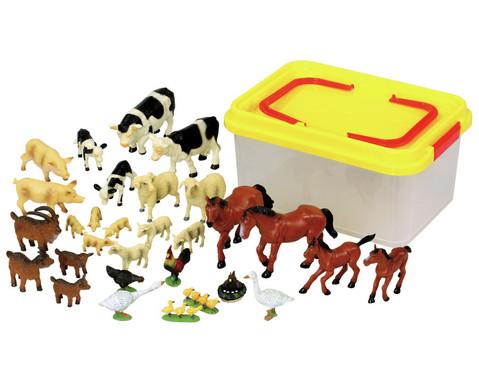 Bauernhoftiere Set-1
