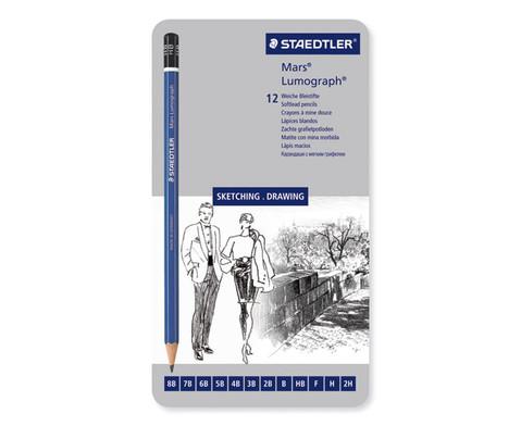 Staedtler Bleistifte 12 Stueck-1