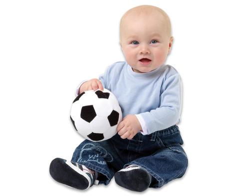 Baby-Fussball 10 cm-3