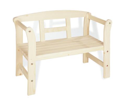 kinder gartenbank. Black Bedroom Furniture Sets. Home Design Ideas