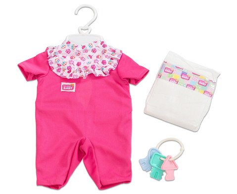 Puppen-Kleidungsstueck  Zubehoer-4