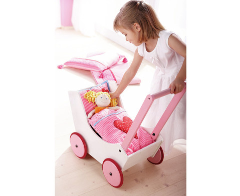 Puppenwagen weiss-1