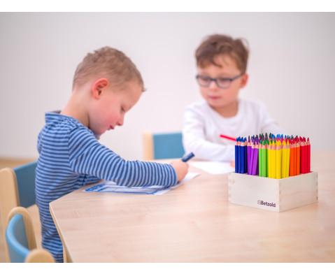 144 Dreikant-Stifte im Holzaufsteller hochkant-4
