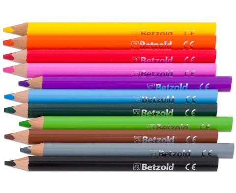 Dreikant-Stifte 144 Stueck im Holzaufsteller hochkant-2