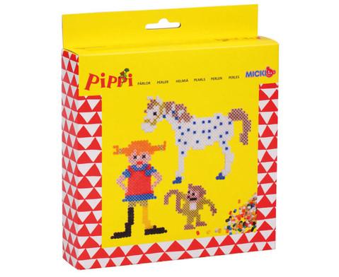 Buegelperlen Pippi Langstrumpf-2