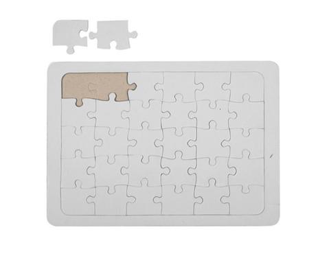 10 Puzzle mit Rahmen DIN A5