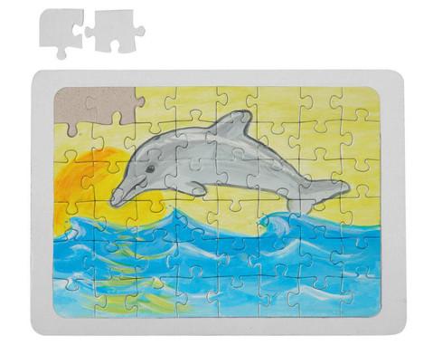 Puzzle mit Rahmen 10 Stueck  DIN A5-2