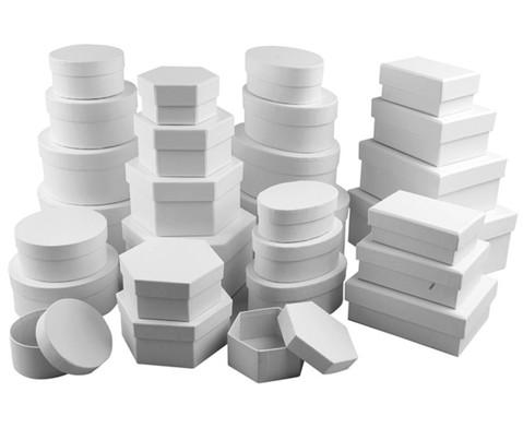 Pappschachteln Sparset mit 168 Stueck-1