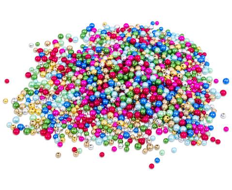 Metallicperlen bunt-1